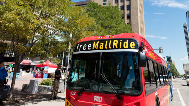 16th Street Mall Shuttle