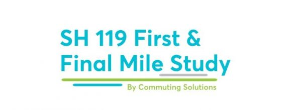 SH 119 First and Final Mile Study Logo
