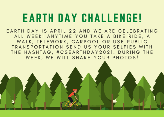Earth Day 2021 Challenge