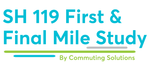 Small H 119 First and Final Mile Study by Commuting Solutions